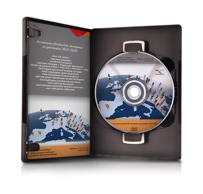 CD Fonduri europene